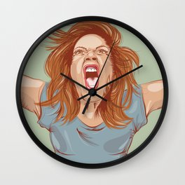 Relating to the Extreme Wall Clock