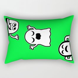 Peek-A-Boos Rectangular Pillow