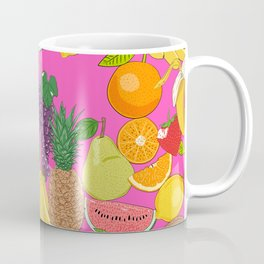 Mixed up fruit Coffee Mug