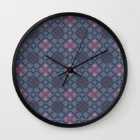 geo Wall Clocks featuring GEO  by NENE W