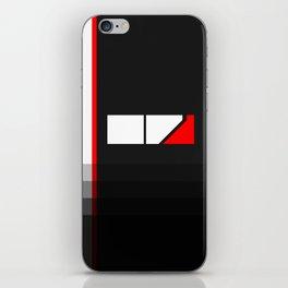 Minimal Effect iPhone Skin