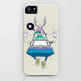 Triangle Hipster iPhone Case