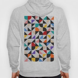 Abstract Composition 647 Hoody