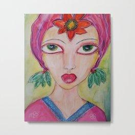 Sue kelly Metal Print