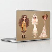 cinderella Laptop & iPad Skins featuring Cinderella by Anoosha Syed