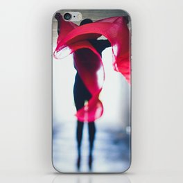 wind-swept iPhone Skin