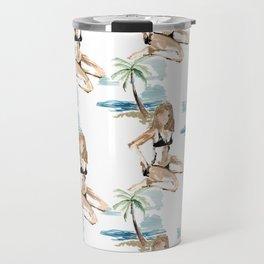 Aloha girl Travel Mug