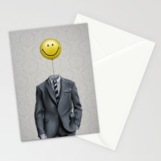 Mr. Smiley :) Stationery Cards