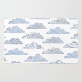 Cute cloud Rug
