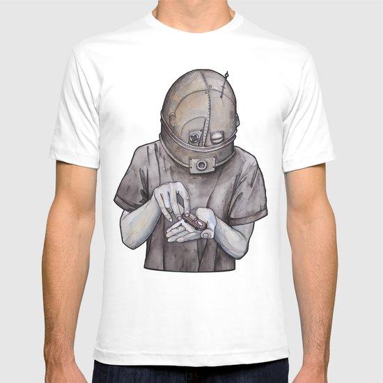 It starts early T-shirt