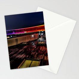 Aros Aarhus, Denmark, Your rainbow panorama Stationery Cards