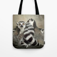 Cuddle up! Tote Bag