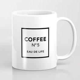 Coffee No5 Coffee Mug