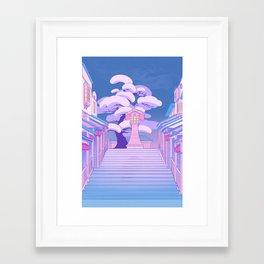Stairway to the Spirit World Framed Art Print