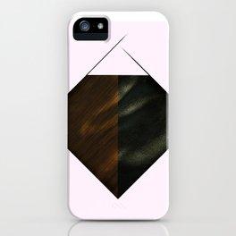 Nebula Silence iPhone Case