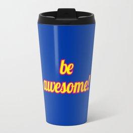 The Awesome Edition Travel Mug