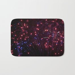Glitter in the Sky Bath Mat