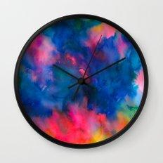 Antigravity Wall Clock