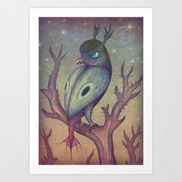 Hydrophiinae accipiter Art Print