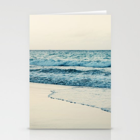 The Sea Stationery Cards