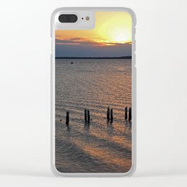 The Tipping Point Clear iPhone Case
