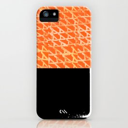 Pattern A iPhone Case