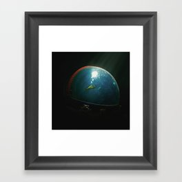 Filled Framed Art Print