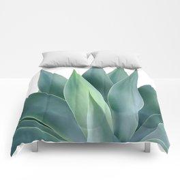 Agave blanco Comforters