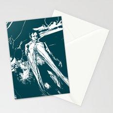 A dark prince Stationery Cards