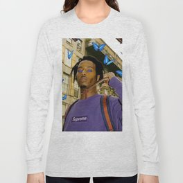 Playboi Carti Supreme Long Sleeve T-shirt
