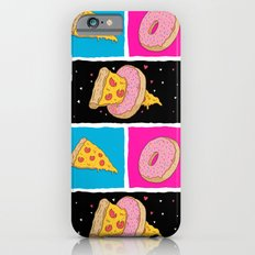 Pizza & Donut Slim Case iPhone 6