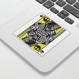 King Vader Sticker