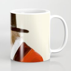 the dapper fox Mug