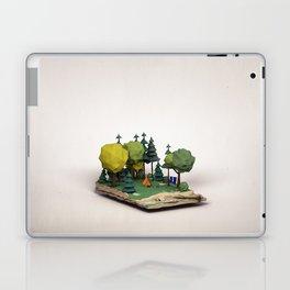 into the wild Laptop & iPad Skin