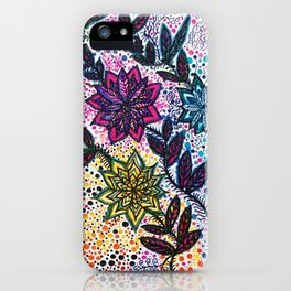 Life in DNA iPhone Case