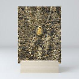 Mandala Buddhist 13 Mini Art Print