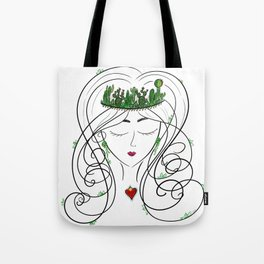 Dallas Nopales Tote Bag