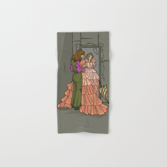 The Shindig Dress Hand & Bath Towel