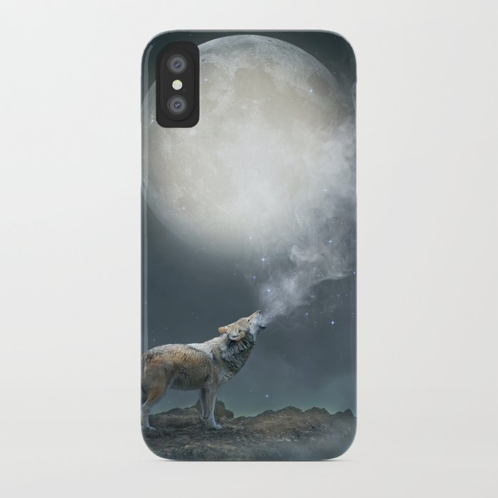 The Light of Starry Dreams iPhone Case