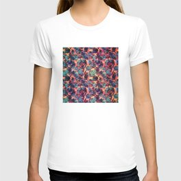tropical chop T-shirt
