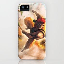 Rolento iPhone Case