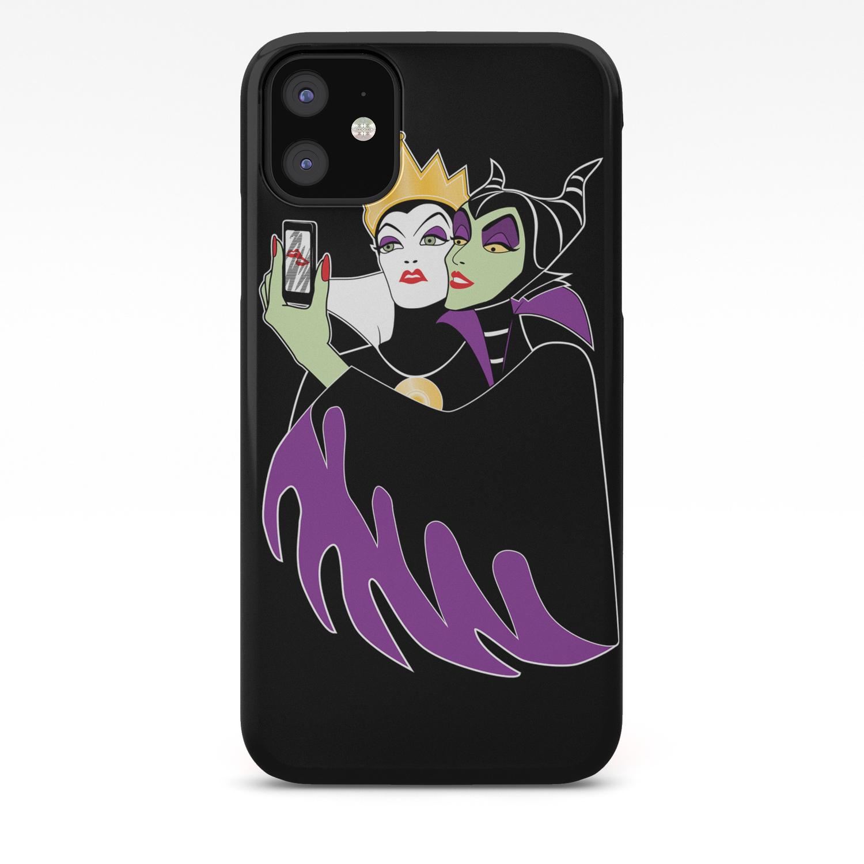 Grimhilde Maleficent Selfie Iphone Case