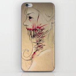 perfectly fine iPhone Skin