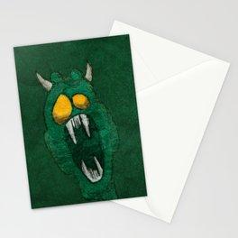 Demon Inside Stationery Cards