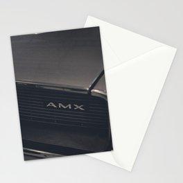 AMX Stationery Cards