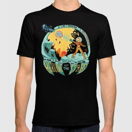 In Super Troidicolor T-shirt