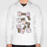 nail polish Hoodies featuring Nail polishes by Martina