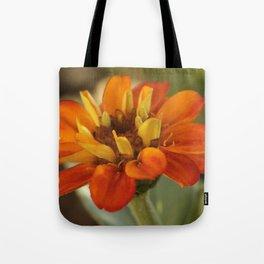 Marigold Flower Tote Bag