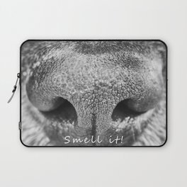 Smell it! Laptop Sleeve