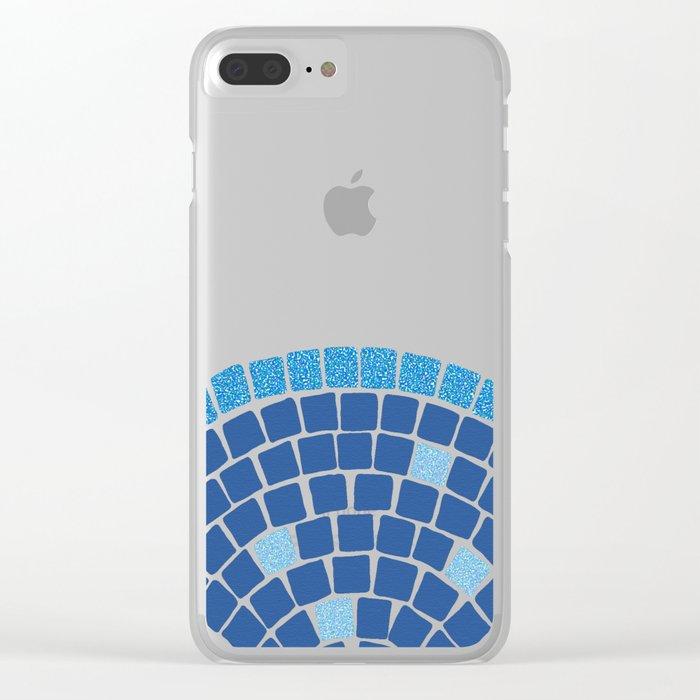 Mosaic Archs Clear iPhone Case